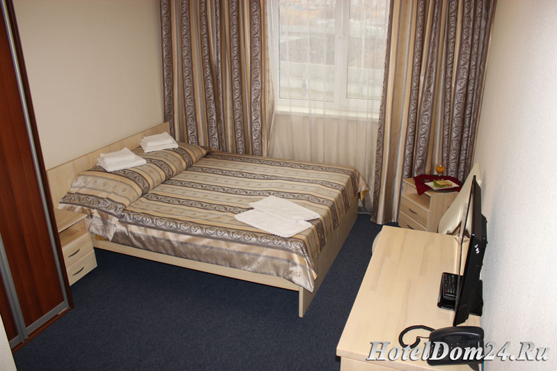 2-х местный с общей кроватью